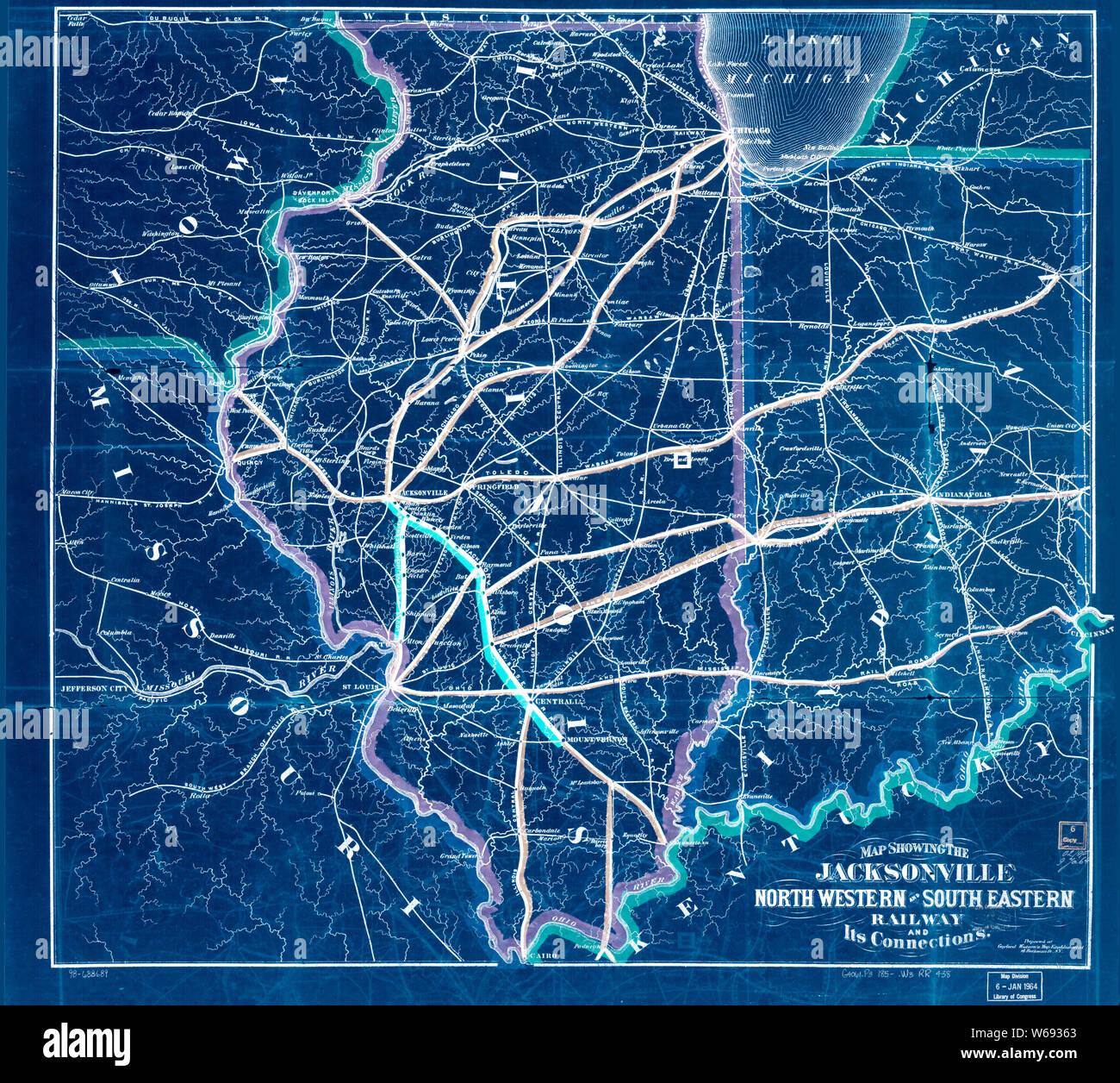 Western United States Road Map Stock Photos & Western United ...