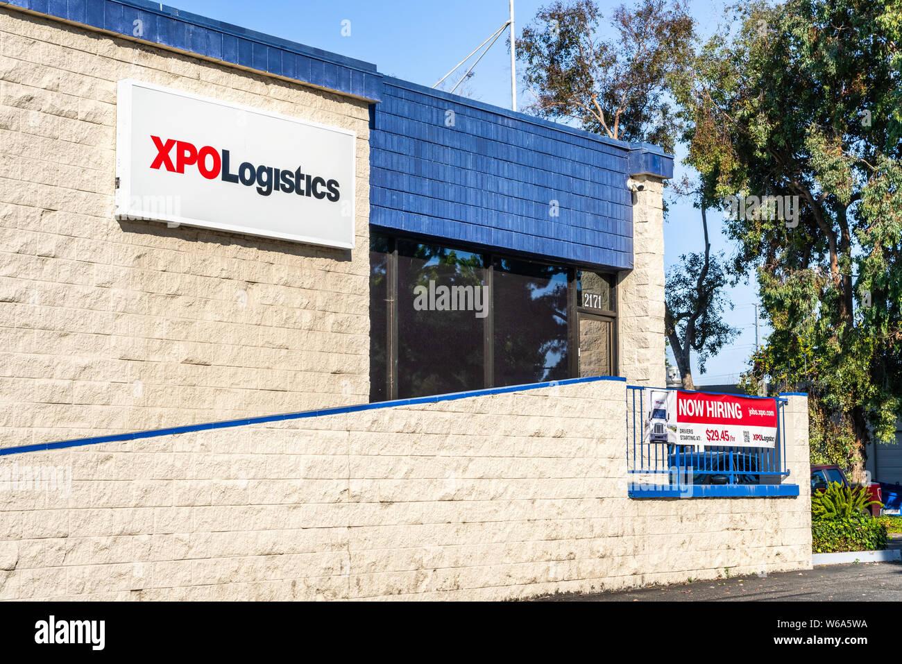 Xpo Logistics Stock Photos & Xpo Logistics Stock Images - Alamy