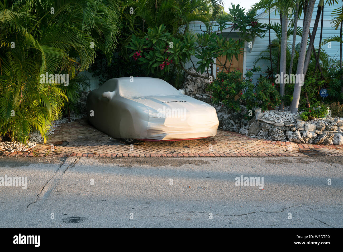 Key West Florida Stock Photo