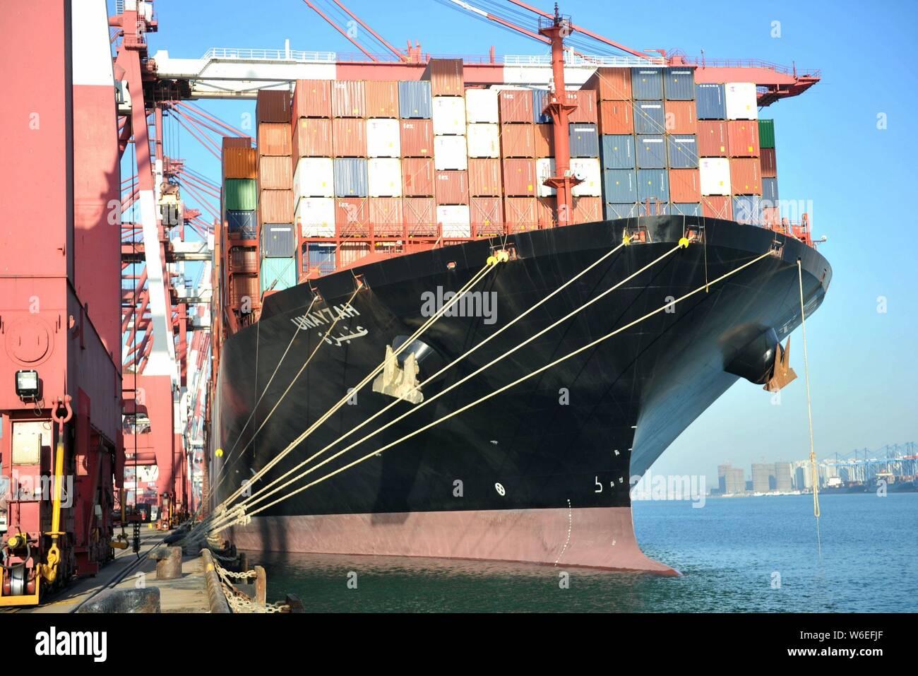 Shipping Cargo Stock Photos & Shipping Cargo Stock Images