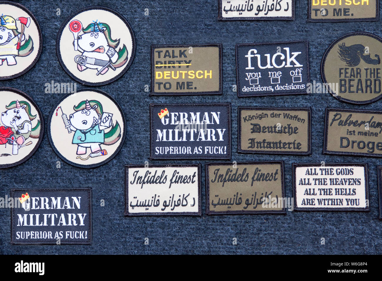 Patch Patches Military Stock Photos & Patch Patches Military