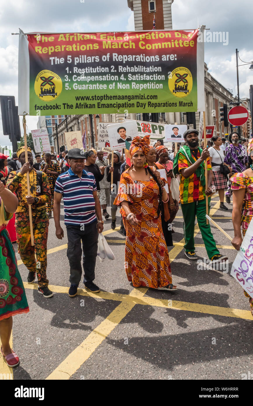 Reparations March 1st August Stock Photos & Reparations March 1st