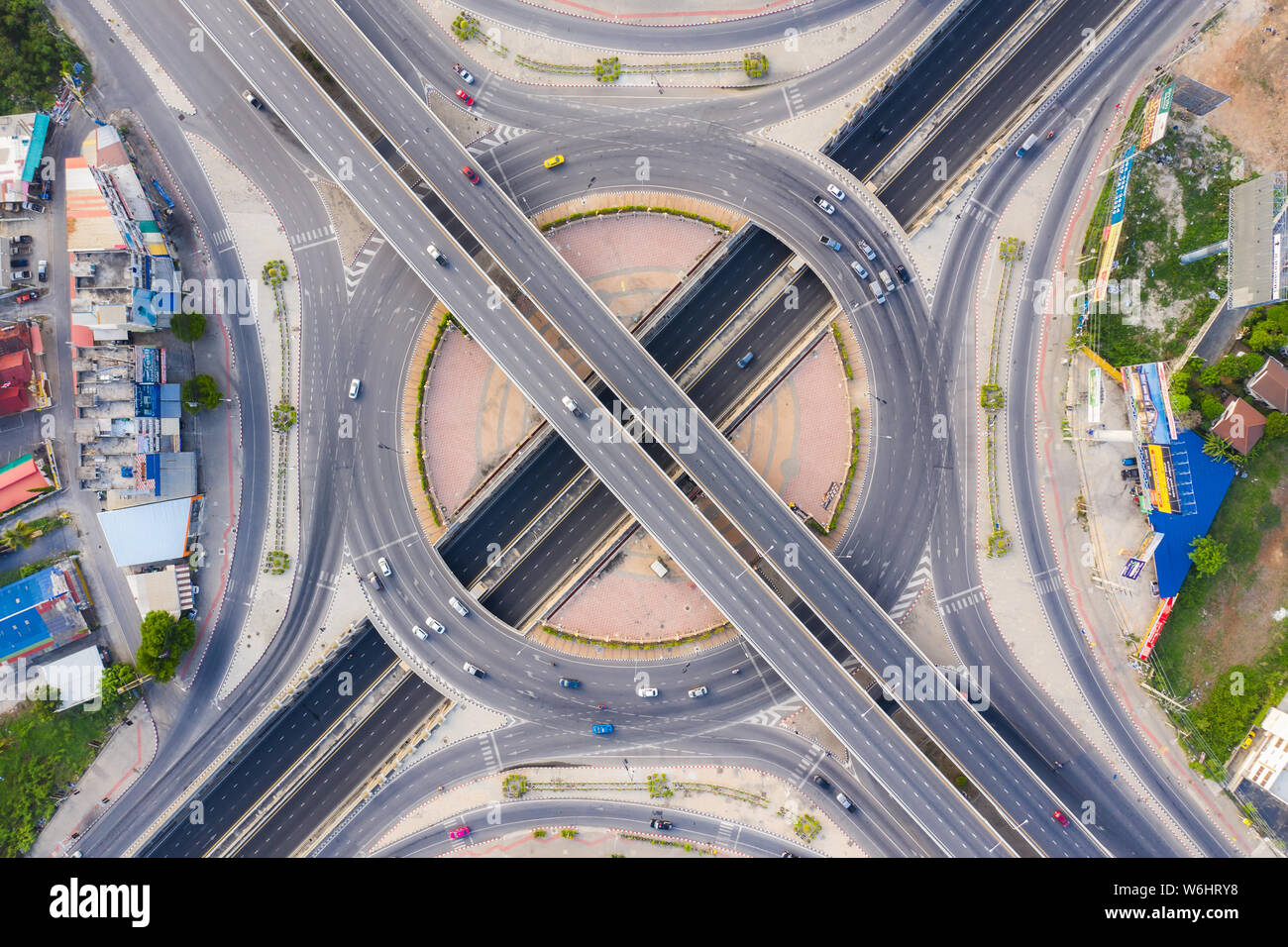 Busy Highway High Resolution Stock Photography And Images Alamy