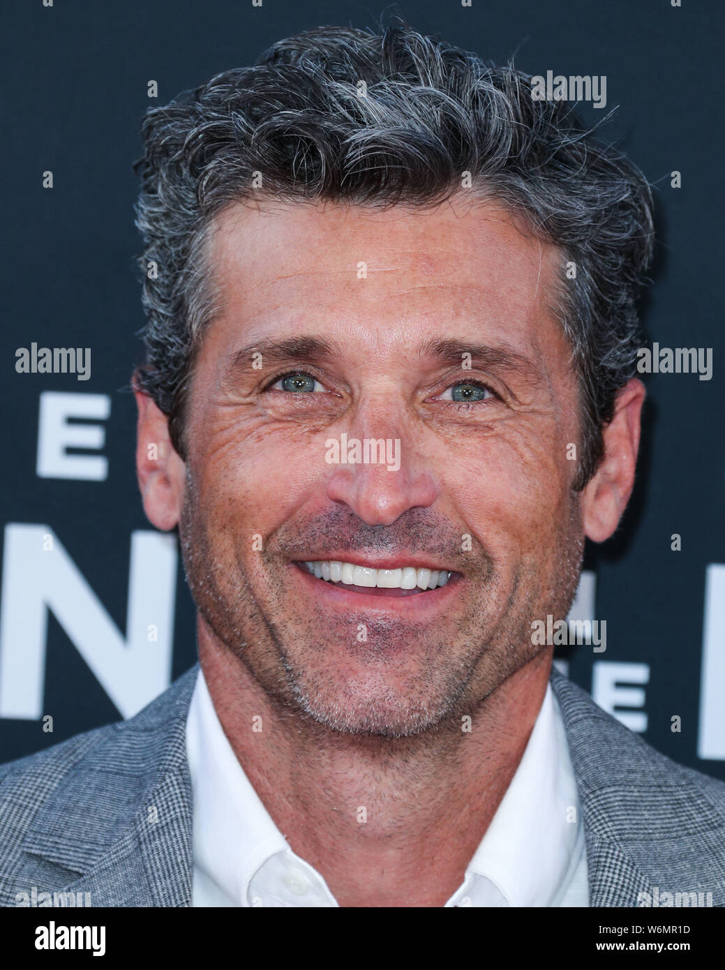 Actor Patrick Dempsey Stock Photos Actor Patrick Dempsey Stock