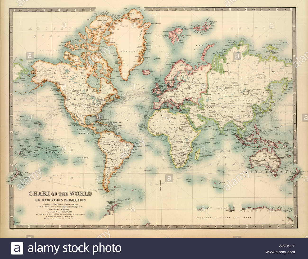 Printable Map Europe Stock Photos & Printable Map Europe ...