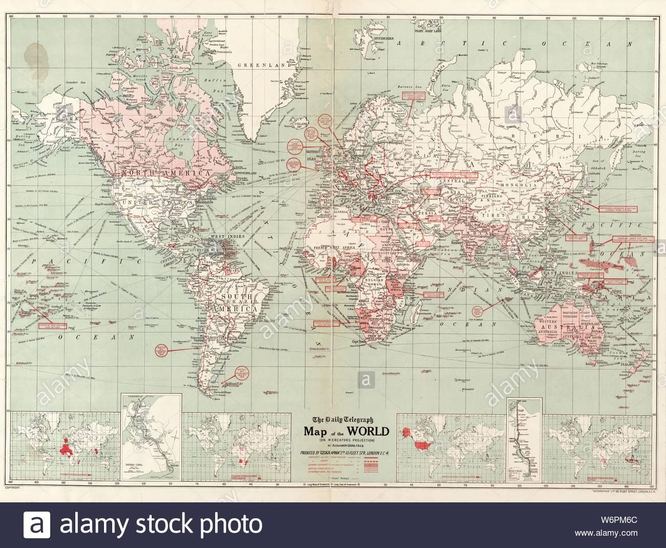 Digital Old World Map Printable Download. Vintage World Map