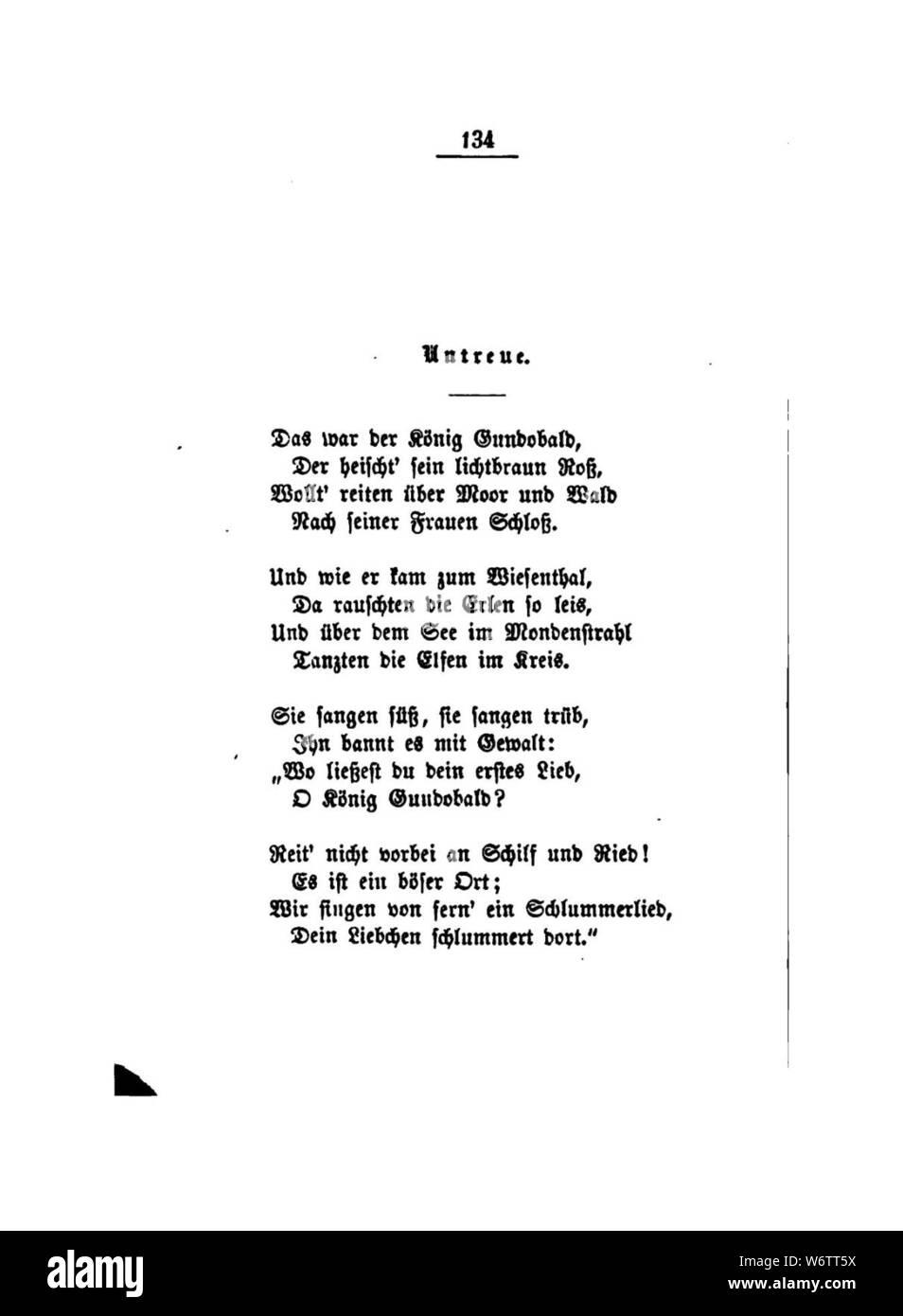 De Gedichte Hertz W 140 Stock Photo 262389286 Alamy