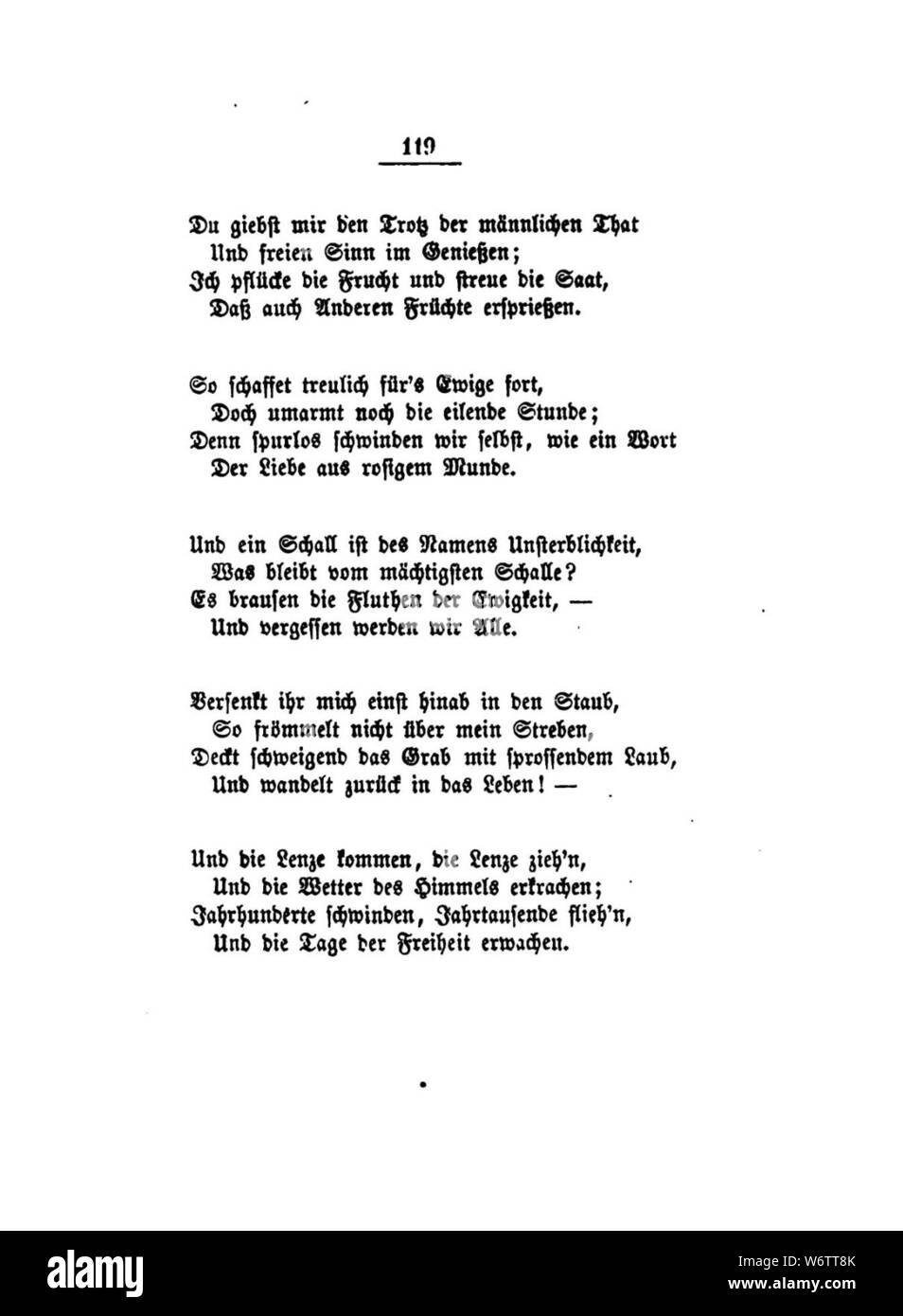 De Gedichte Hertz W 125 Stock Photo 262389363 Alamy