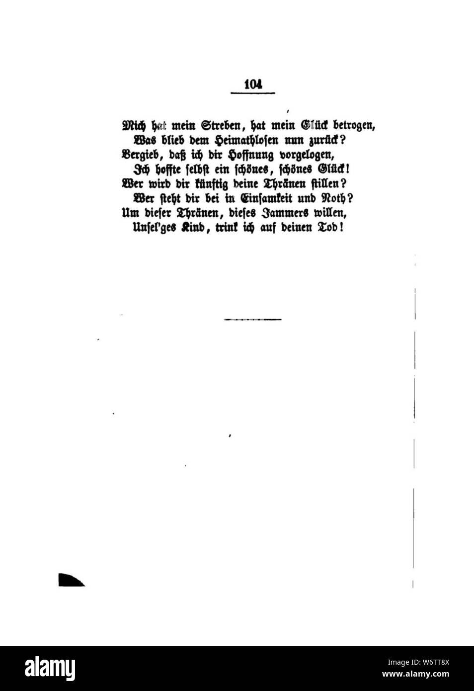 De Gedichte Hertz W 110 Stock Photo 262389370 Alamy
