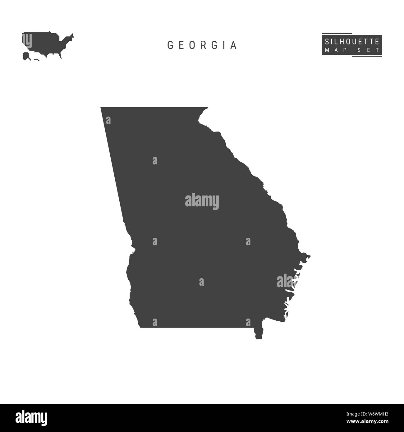 Georgia US State Blank Map Isolated on White Background ... on georgia map of africa, georgia state of america, savannah georgia map, georgia flag, georgia russia map, georgia on map, georgia travel map, georgia capital map, georgia water map, georgia in united states, georgia map with cities, georgia population by county, georgia road map detailed, atlanta georgia state map, georgia world map, baxley georgia map, georgia country, macon georgia map, georgia map atlanta ga, georgia time,