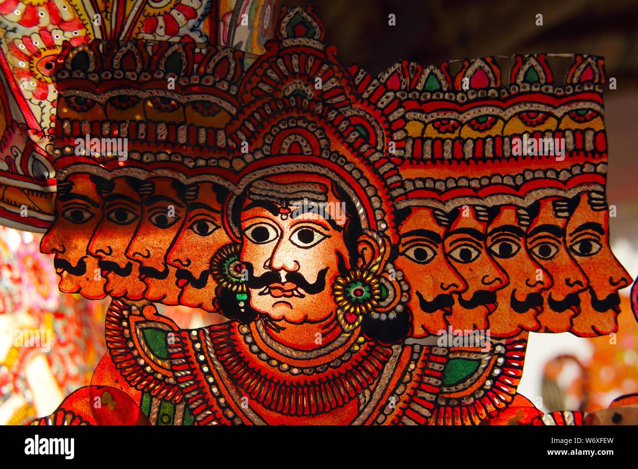 Ravana High Resolution Stock Photography And Images Alamy