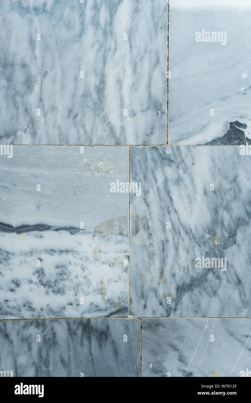 Vertical Blue Marble Background Blue Marble Tiles Stock Photo Alamy