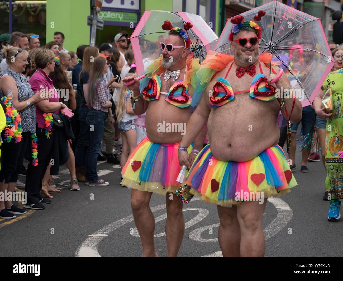 Brighton Pride  12 Stock Photo