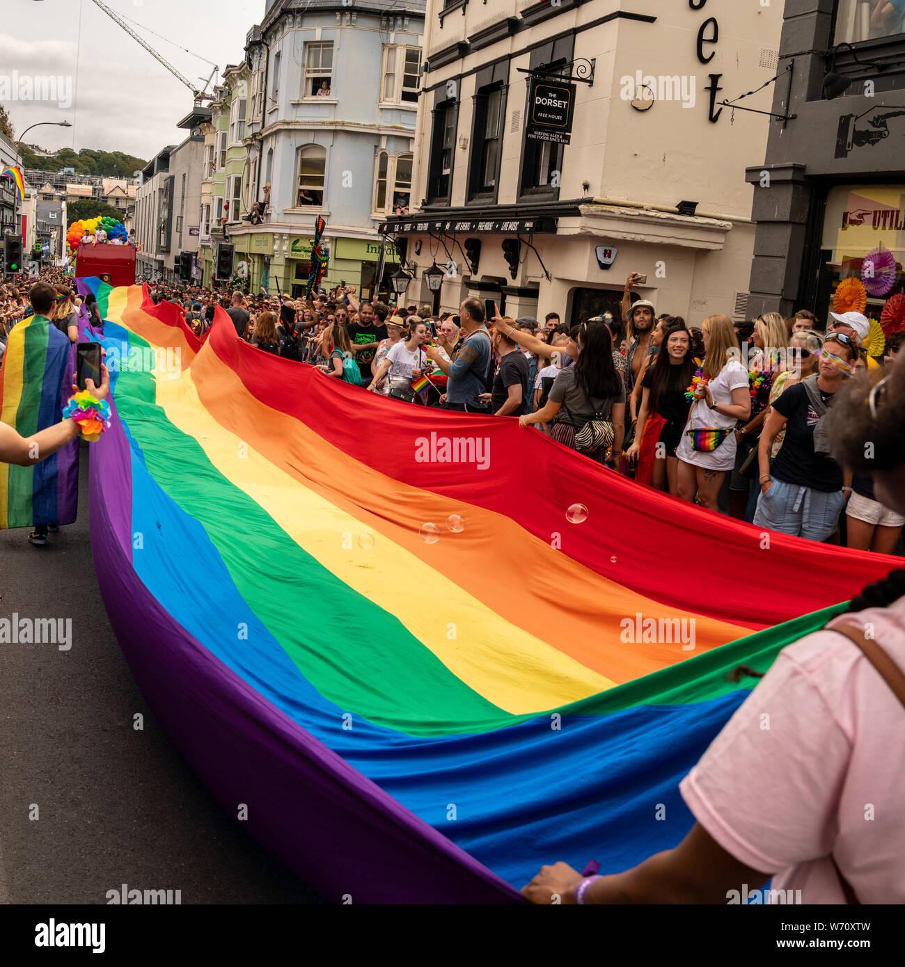 Brighton Pride 2 Stock Photo