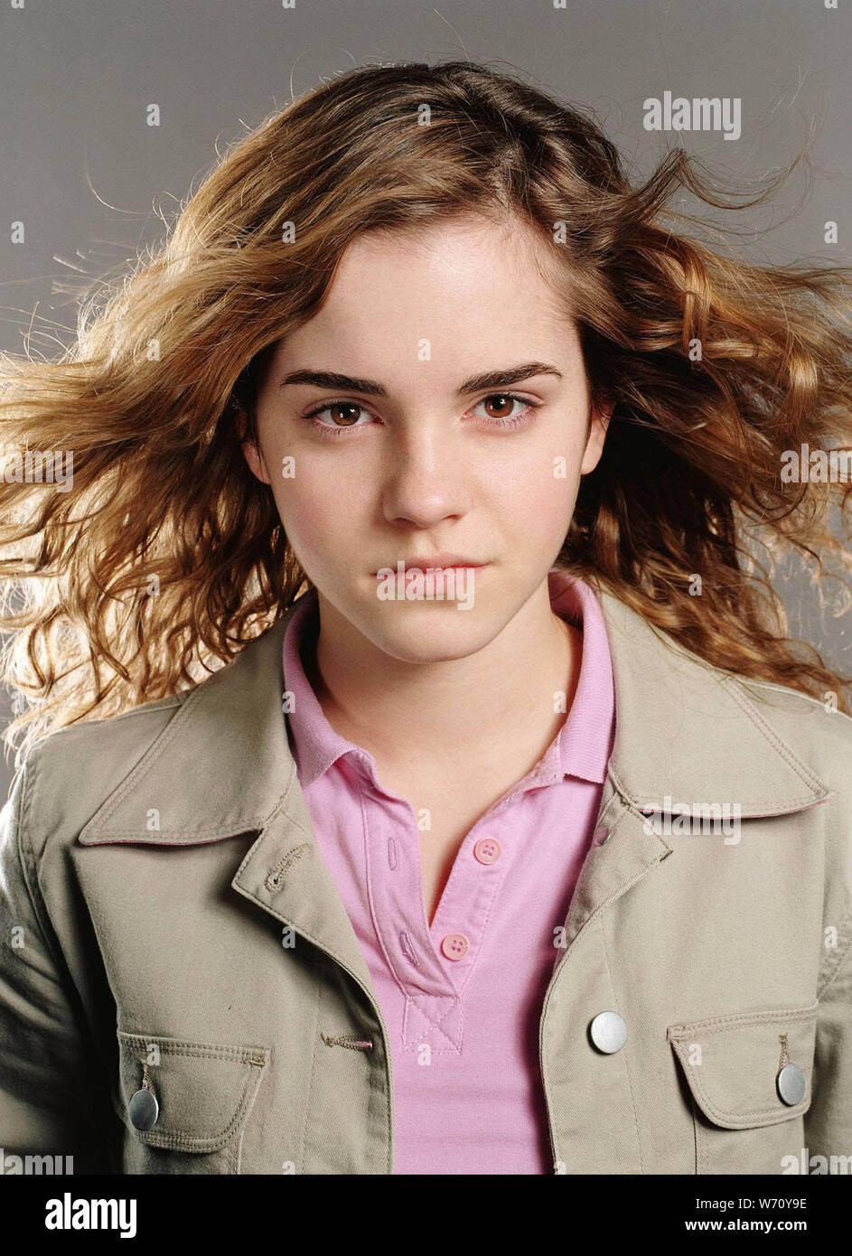 Emma Watson In Harry Potter And The Goblet Of Fire 2005 Directed By Mike Newell Credit Warner Bros Album Stock Photo Alamy
