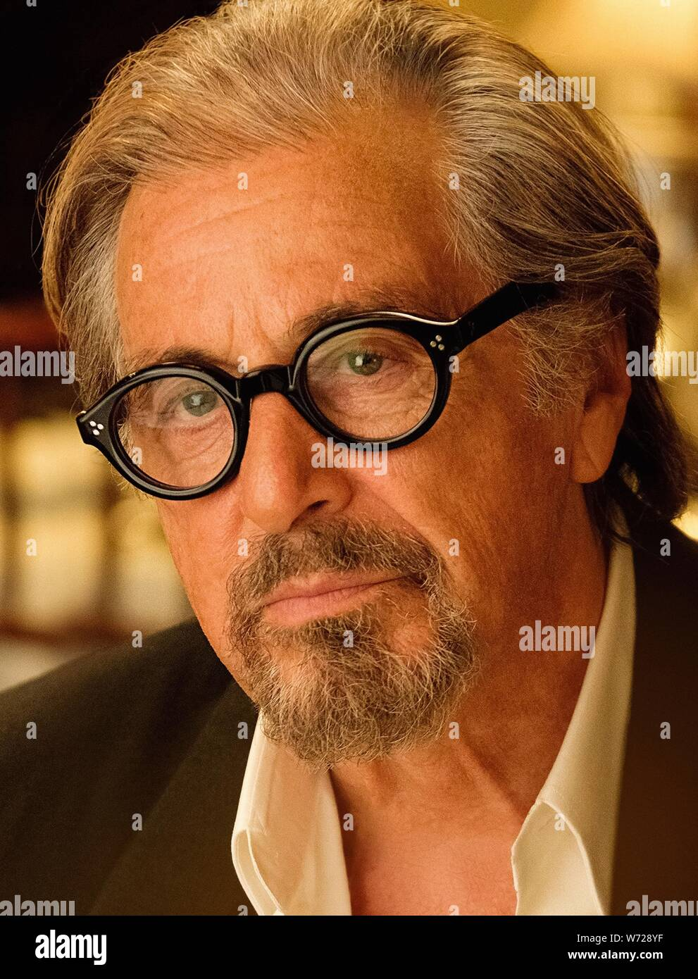 Al Pacino In Once Upon A Time In Hollywood 2019 Directed By Quentin Tarantino Credit Heyday Films Album Stock Photo Alamy