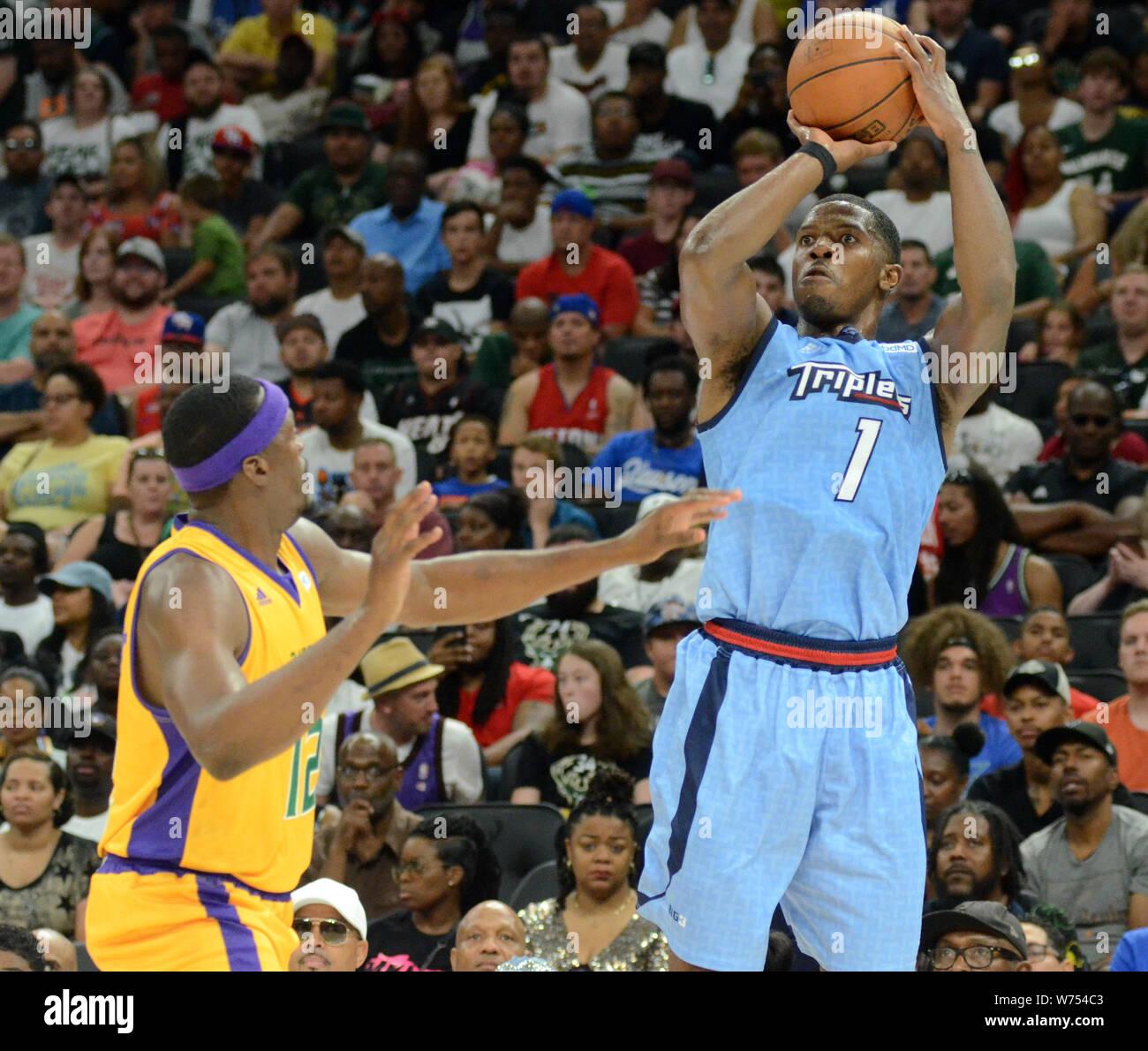 Big3 Basketball League Stock Photos & Big3 Basketball League Stock