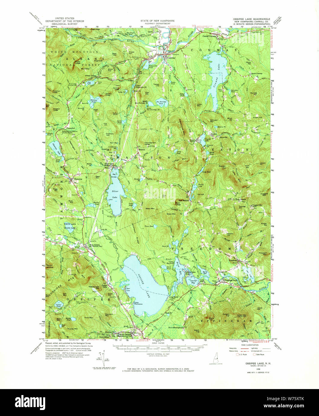 newfound lake nh map Nh Lake Cut Out Stock Images Pictures Alamy newfound lake nh map