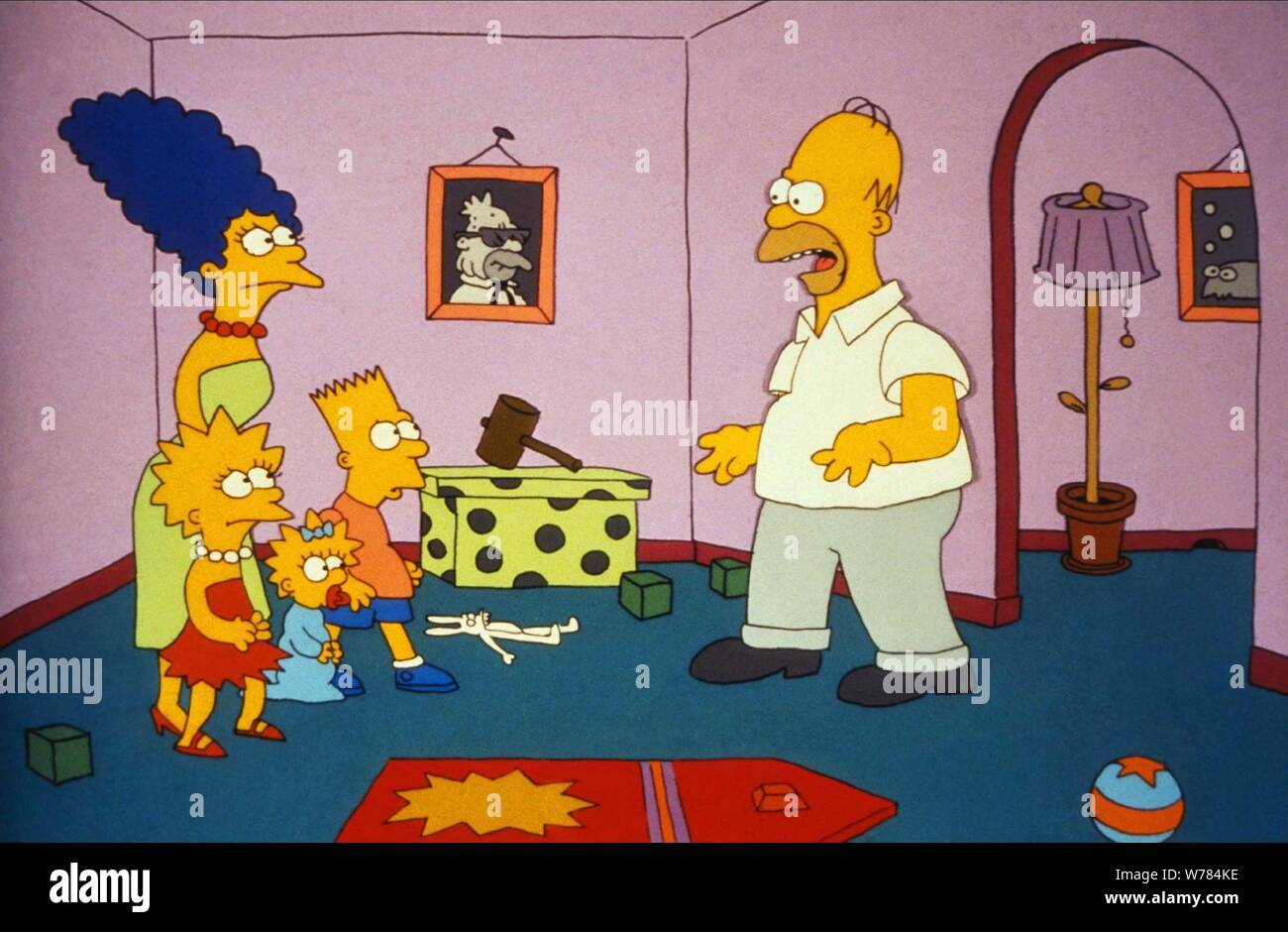 Page 2 Homer Simpson High Resolution Stock Photography And Images Alamy