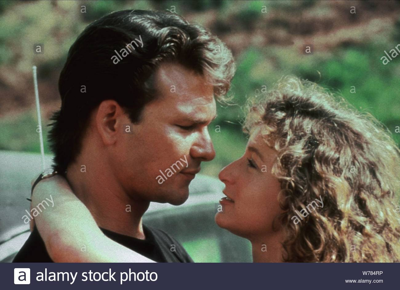 Patrick Swayze Jennifer Grey Dirty Dancing 1987 Stock Photo Alamy