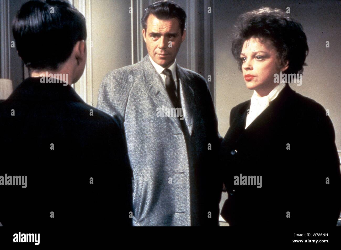 Dirk Bogarde Judy Garland I Could Go On Singing 1963 Stock Photo Alamy