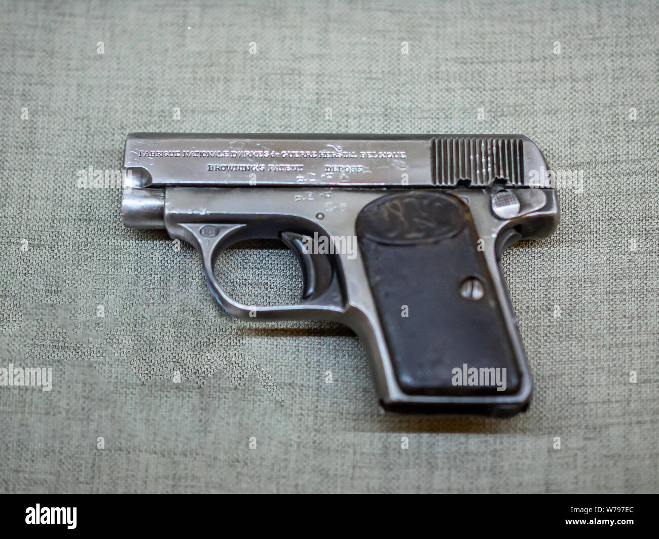 9mm Browning Stock Photos & 9mm Browning Stock Images - Alamy