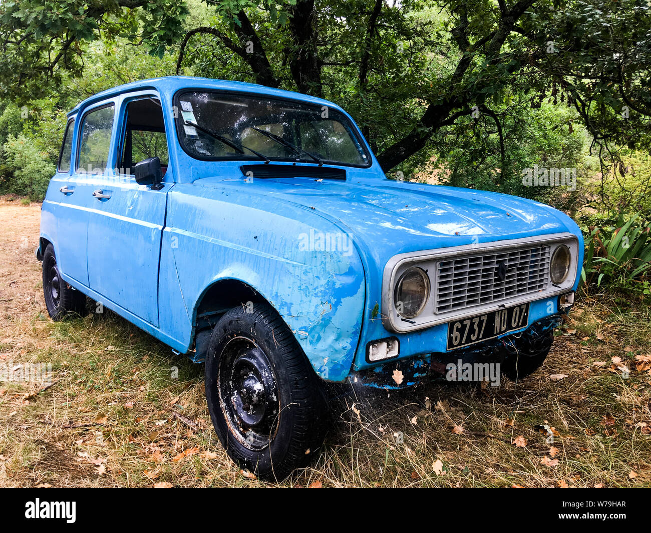 Vintage Renault 4l High Resolution Stock Photography And Images Alamy