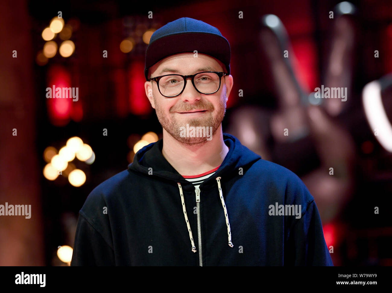 Berlin, Germany  05th Aug, 2019  Mark Forster on the