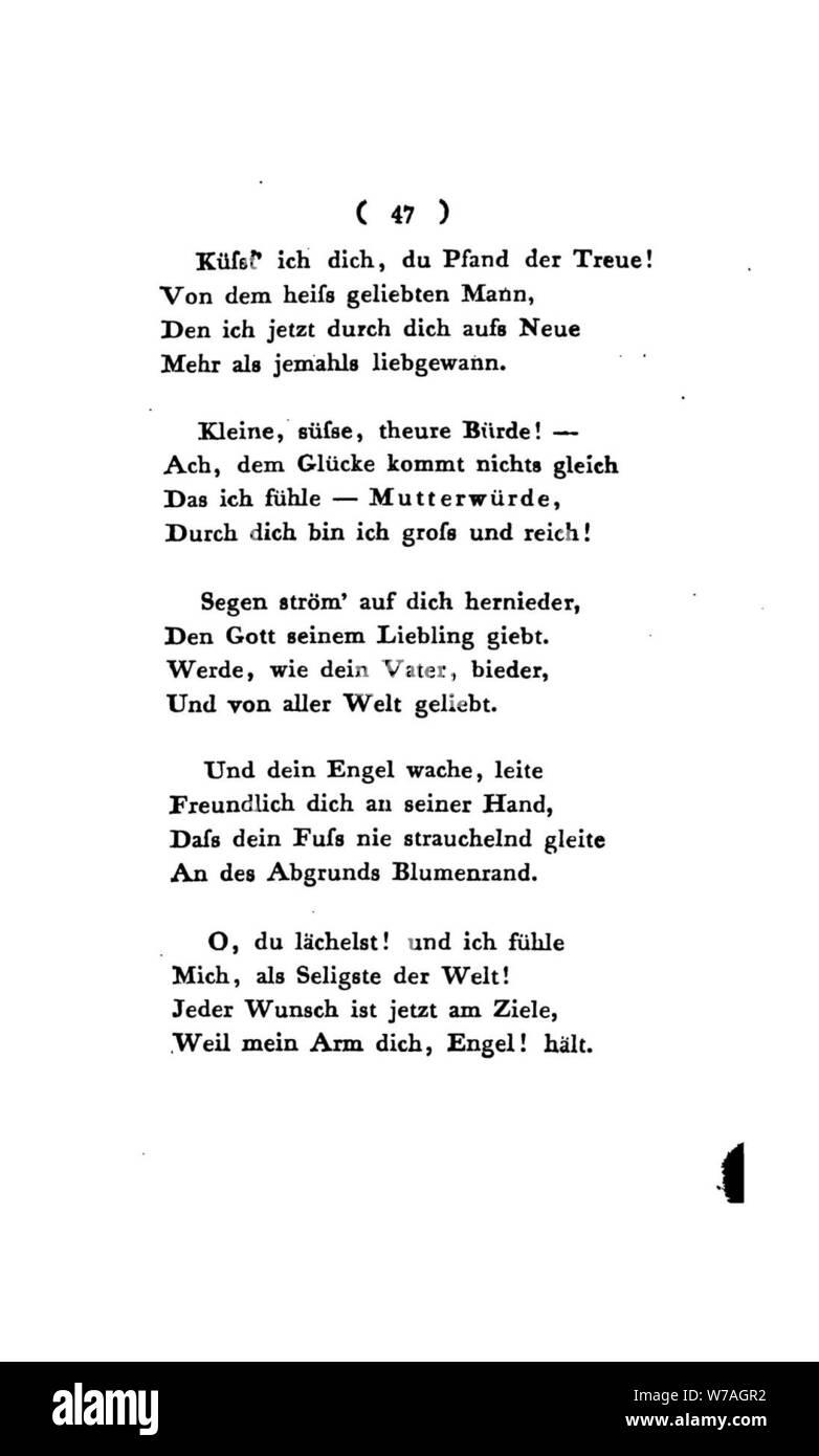 Gedicht liebesgeständnis