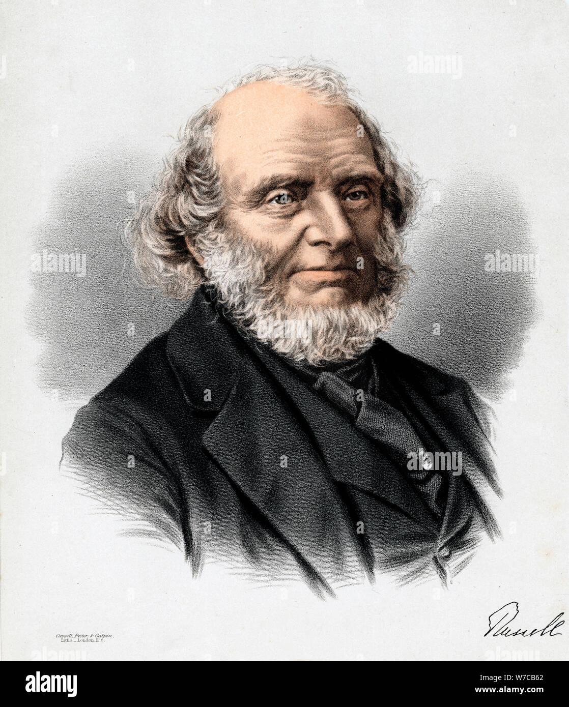 John Russell, Viscount Amberley