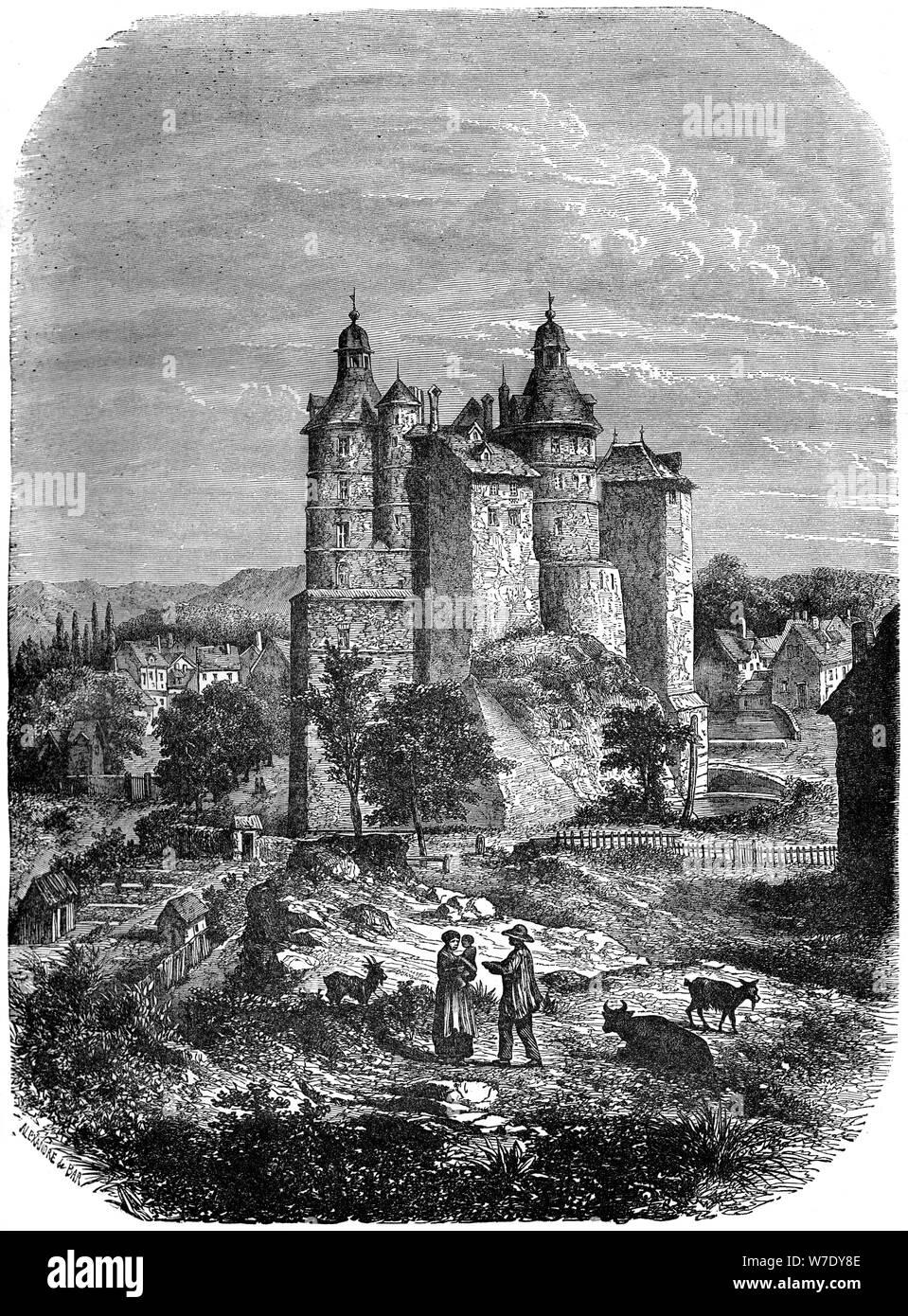 Cours De Dessin Montbéliard doubs black and white stock photos & images - alamy