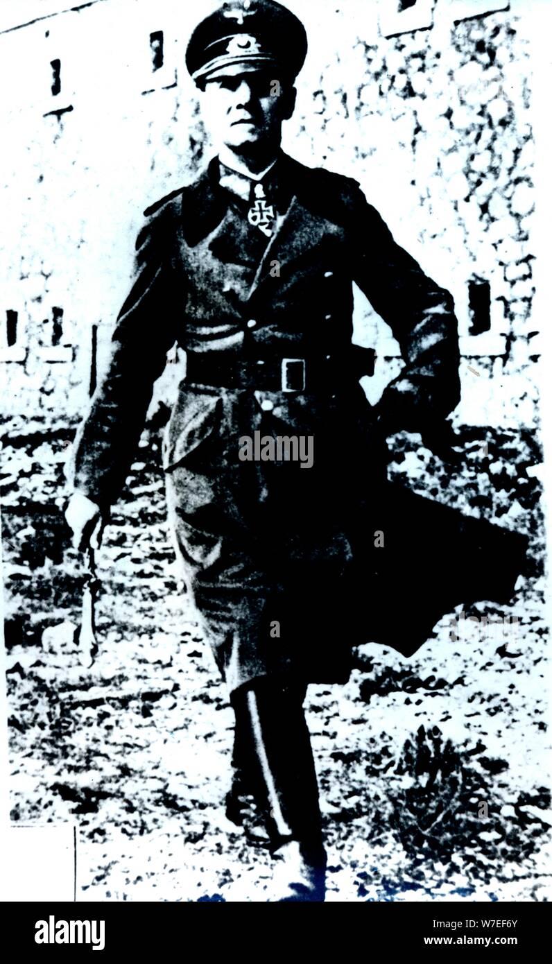 Field Marshal Erwin Rommel, German soldier, France, World