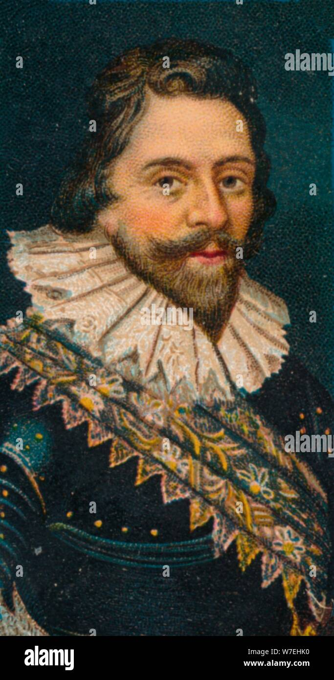 Henry Wriothesley, 3rd Earl of Southampton (1573-1624), c1618. (1912). Artist: Daniel Mytens Stock Photo