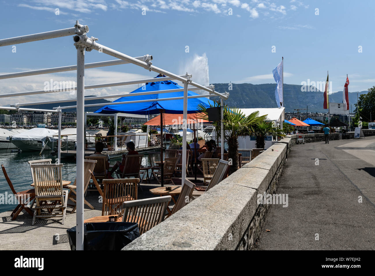Restaurant Terrasse Stock Photos Restaurant Terrasse Stock