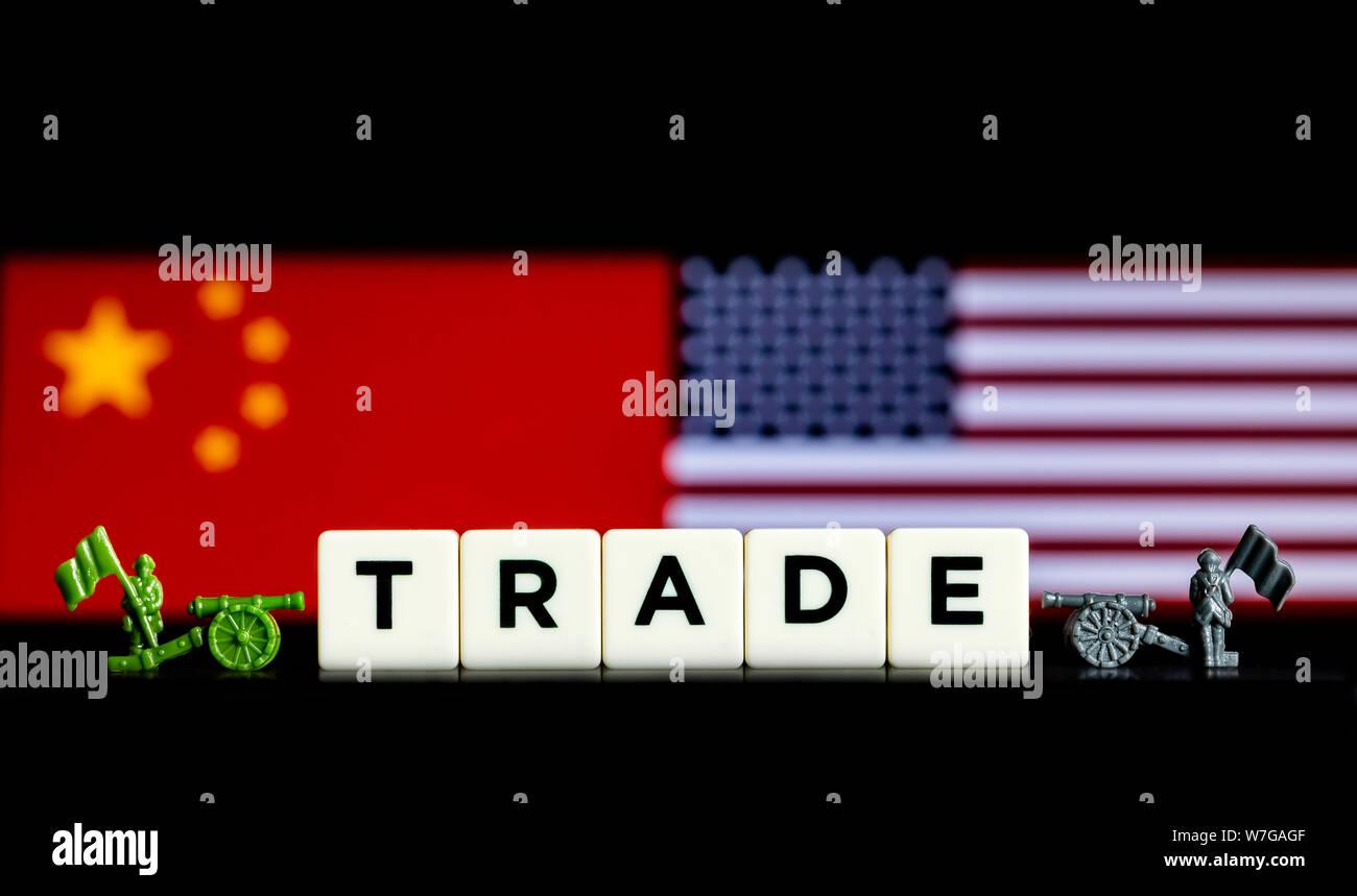 Tariff Protection Stock Photos & Tariff Protection Stock