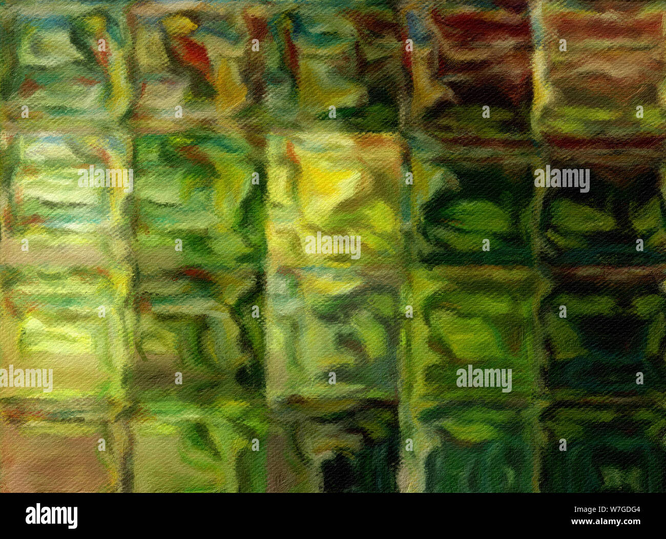 Abstract Painting Art For Sale Oil Paint Modern