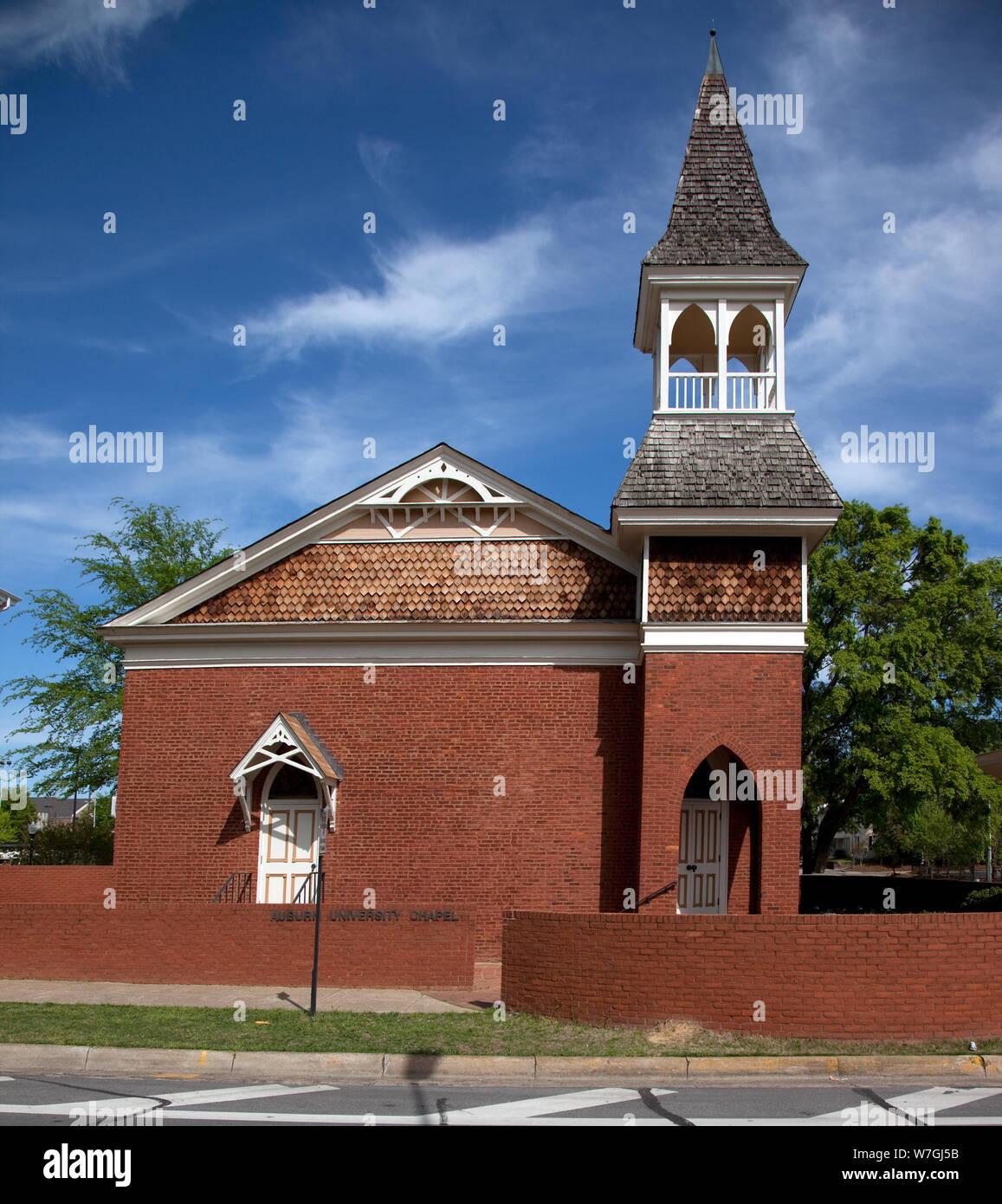Auburn University Stock Photos & Auburn University Stock