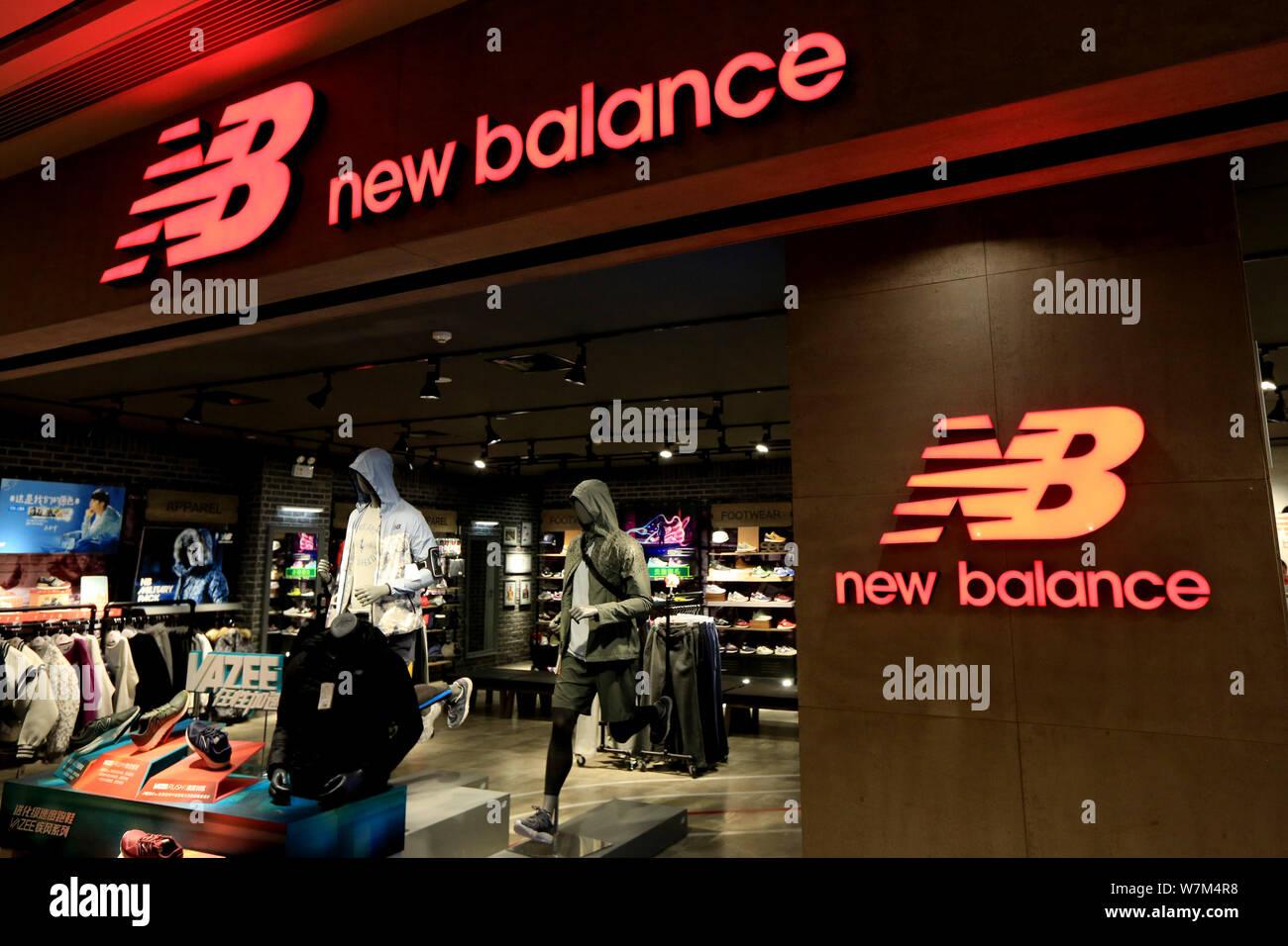 new balance locales