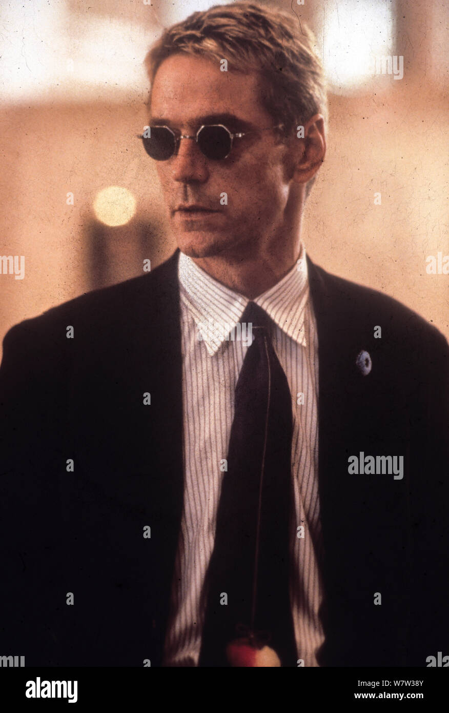 Jeremy Irons Die Hard With A Vengeance 1995 Stock Photo Alamy