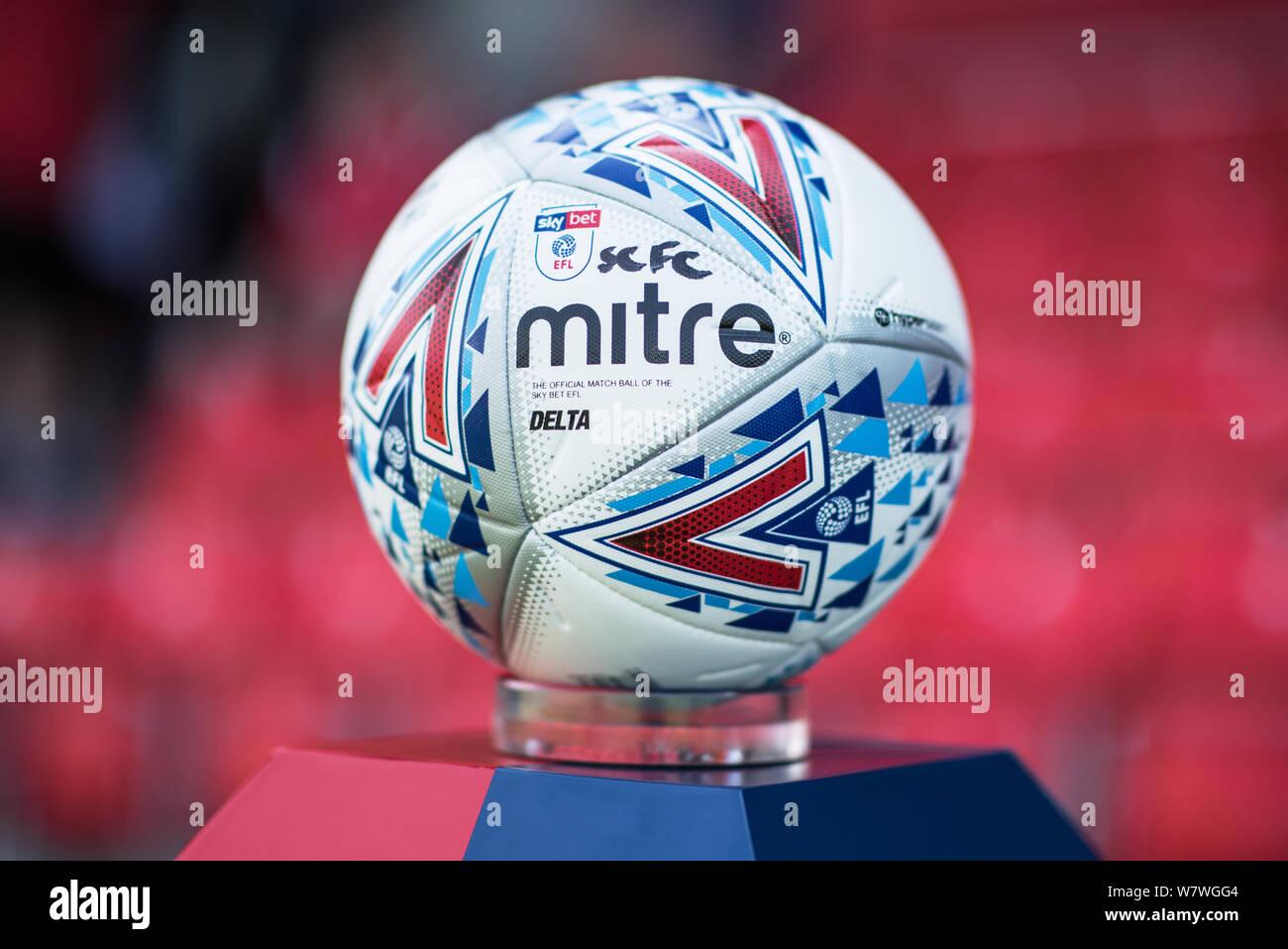 Mitre Delta EFL Official 2019//20 Match Ball