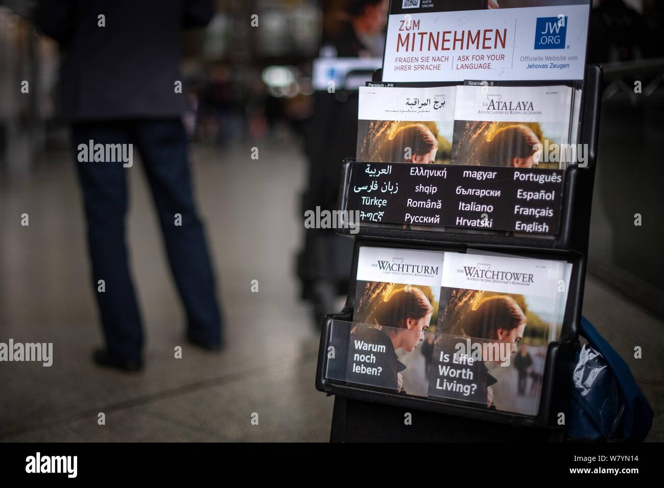 Church Of Jehovah's Witnesses Stock Photos & Church Of