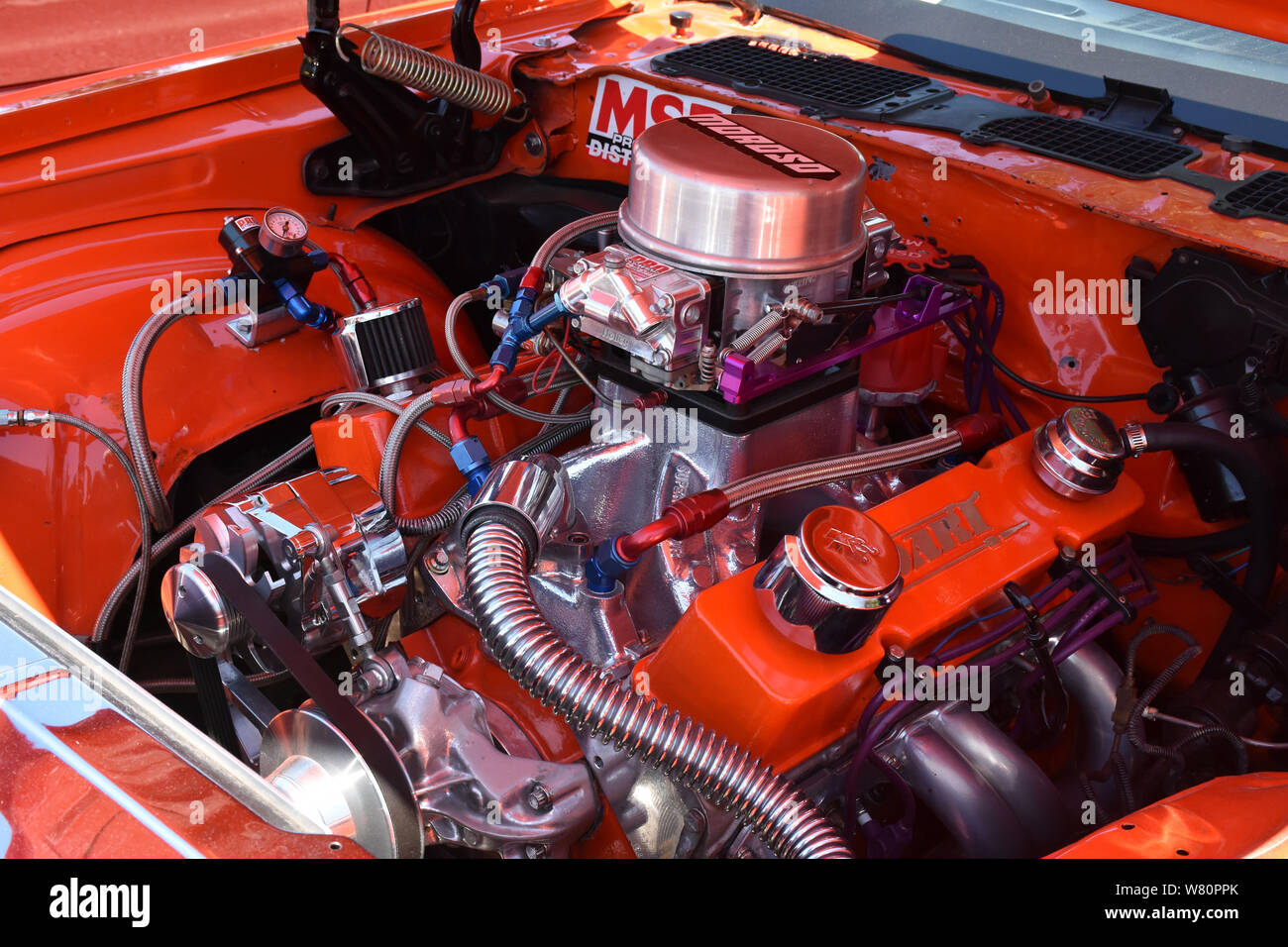 Chevrolet 350 Stock Photos & Chevrolet 350 Stock Images - Alamy