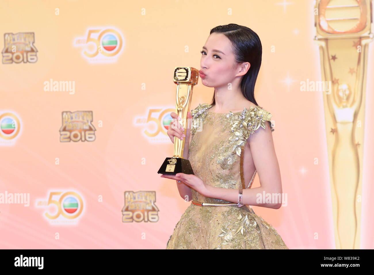 Tvb Actress Stock Photos & Tvb Actress Stock Images - Alamy