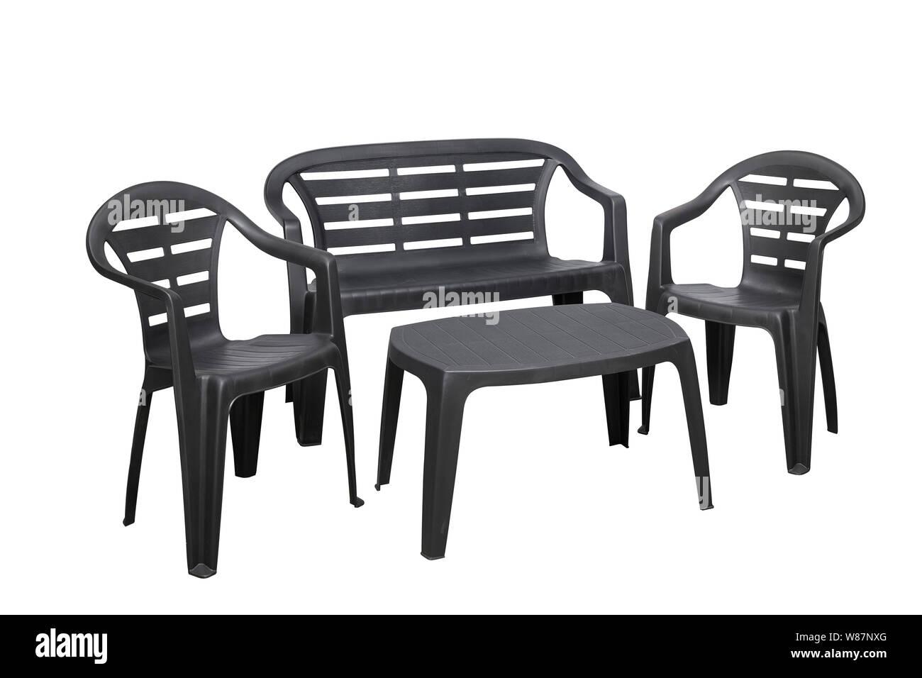 Miraculous Plastic Patio Furniture Stock Photos Plastic Patio Pdpeps Interior Chair Design Pdpepsorg