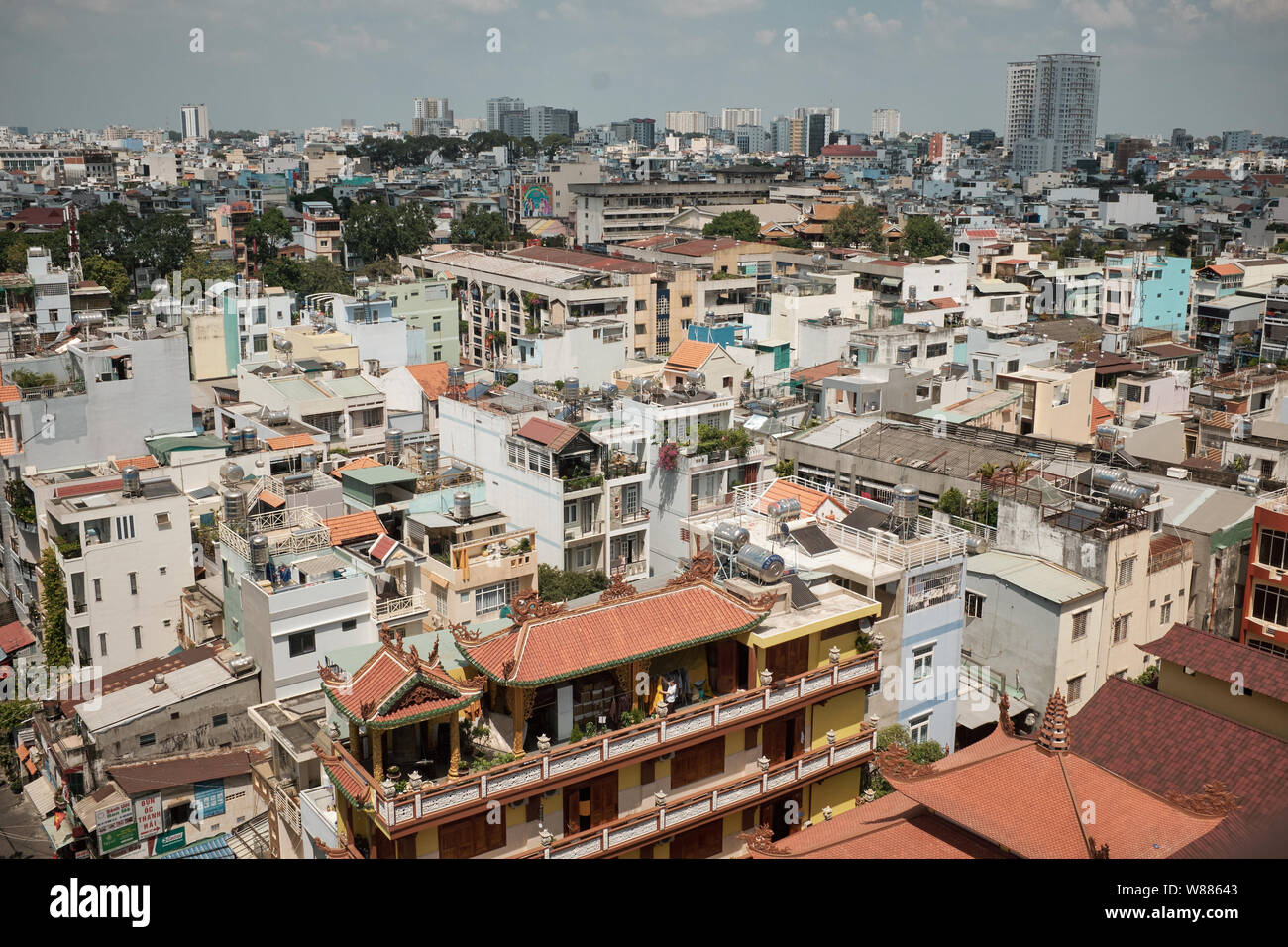 Vietnam Capital City High Resolution Stock Photography And Images Alamy