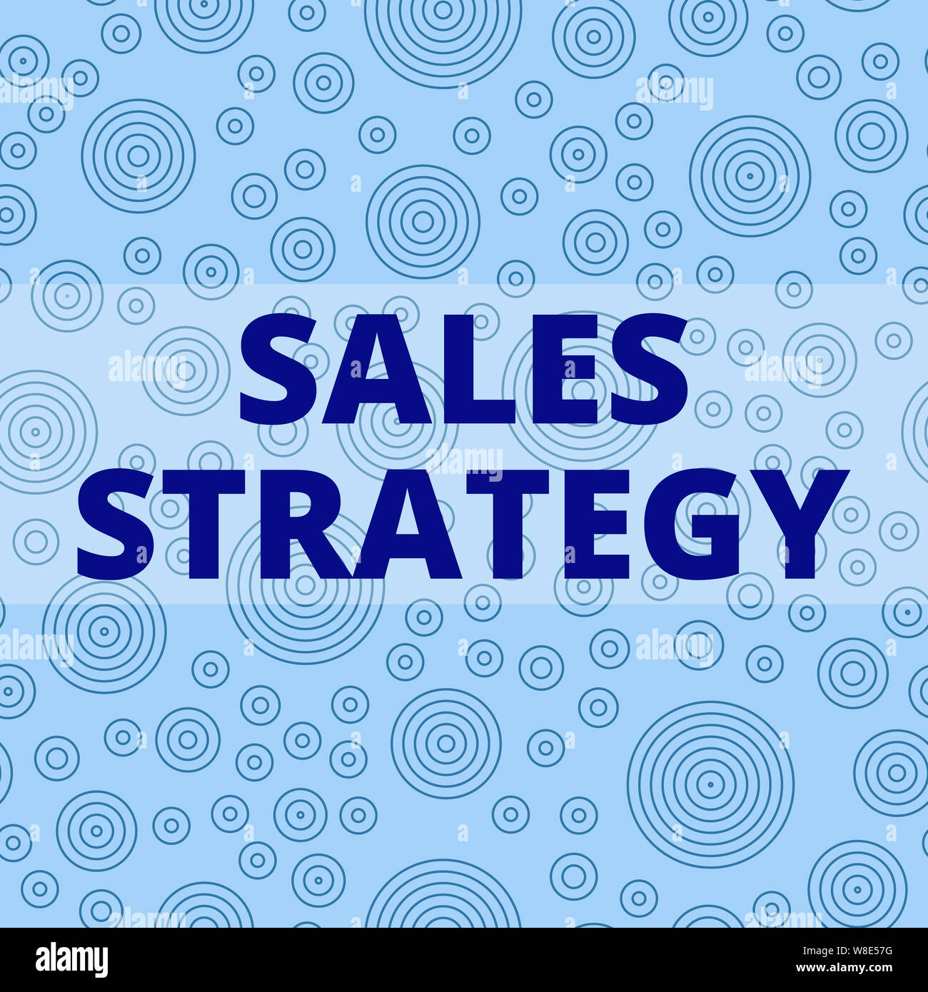 Writing note showing Sales Strategy. Business concept for Plan for reaching and selling to your target market Marketing Multiple Layer Different Size Stock Photo