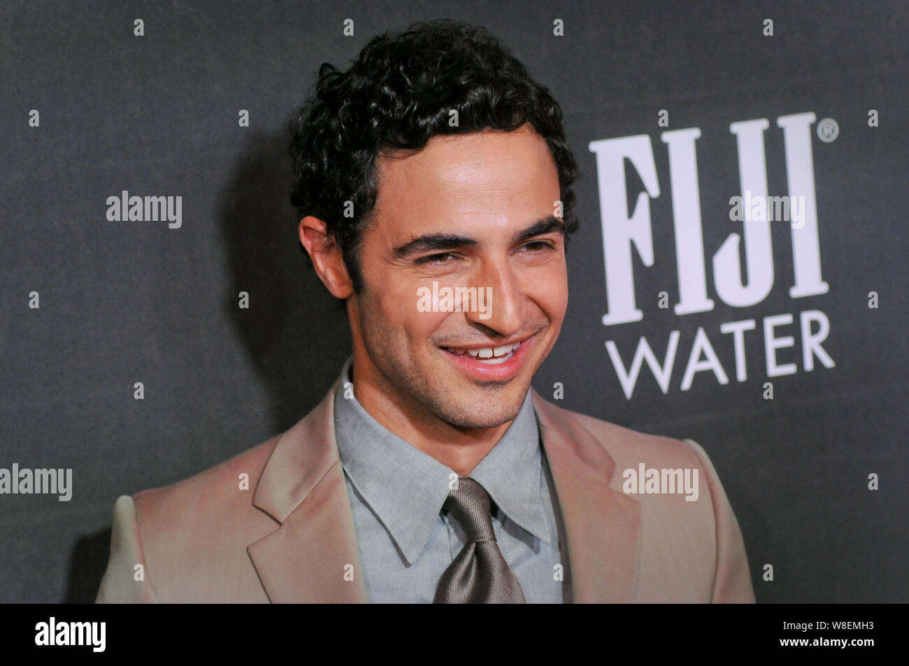 """Zac Posen attends the """"Sea Wall / A Life"""" Broadway Opening Night at the Hudson Theater in New York. Stock Photo"""