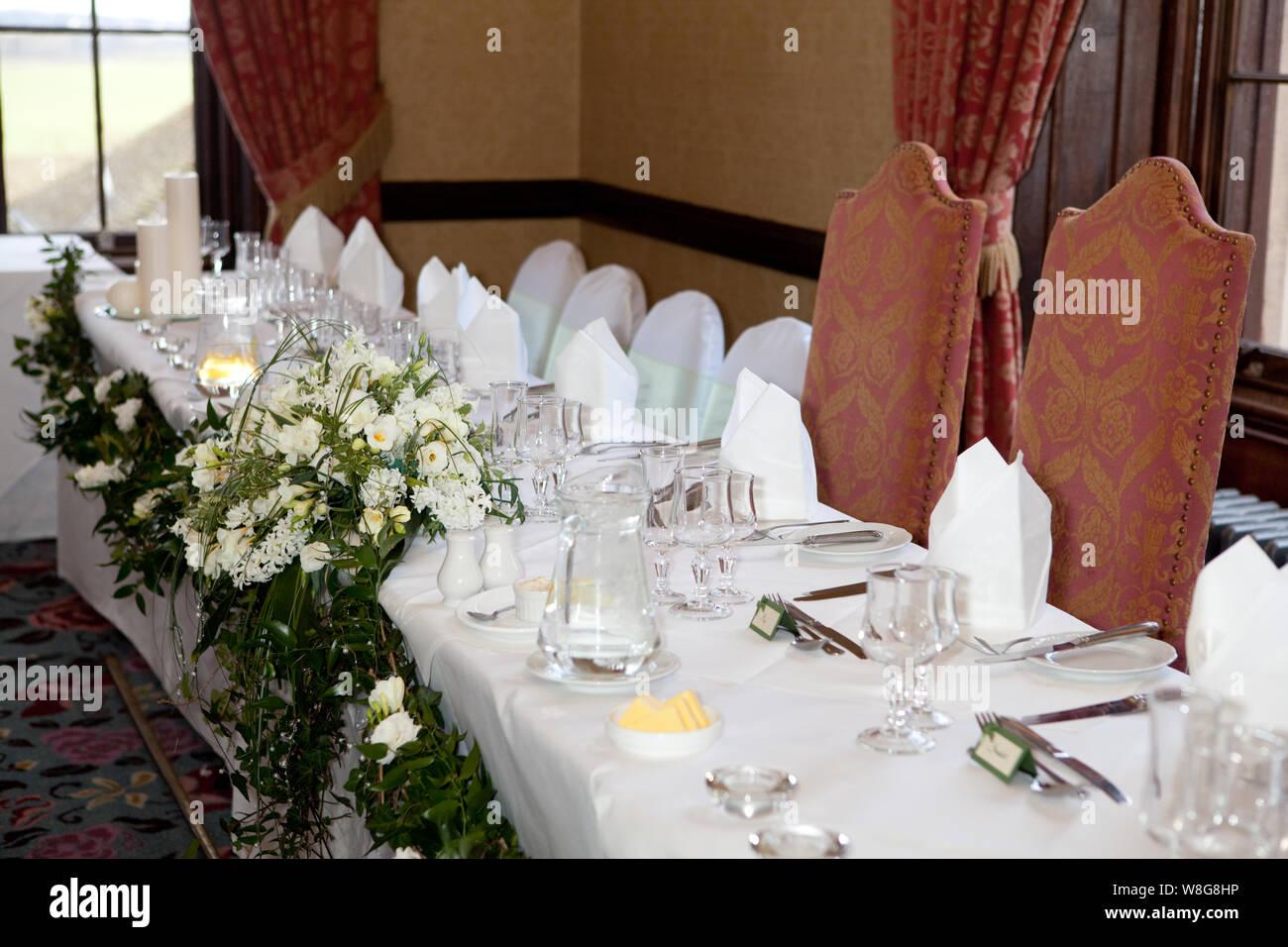 Wedding Venue Tables Stock Photos Wedding Venue Tables Stock