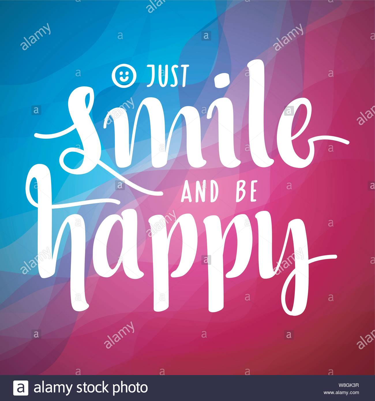 Just Smile And Be Happy Inspirational Quotes And ...