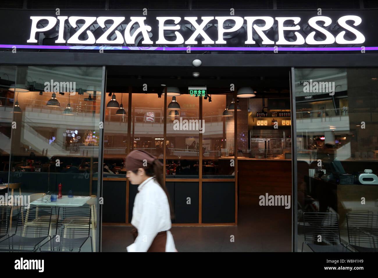 Pizzaexpress Stock Photos Pizzaexpress Stock Images Alamy